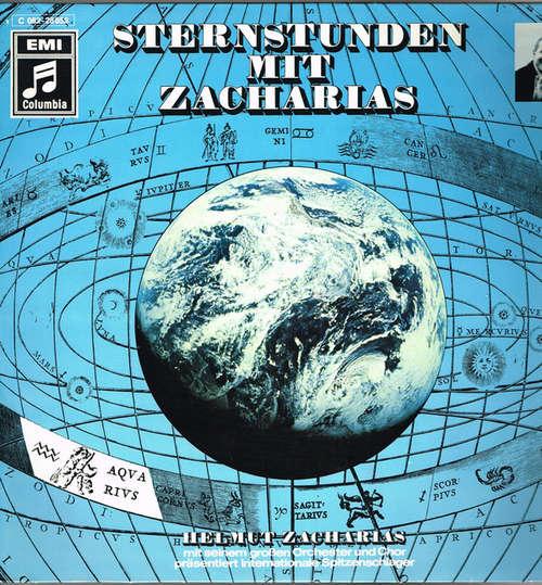 Bild Helmut Zacharias Mit Seinem Großen Orchester Und Chor - Sternstunden Mit Zacharias (LP, Album) Schallplatten Ankauf