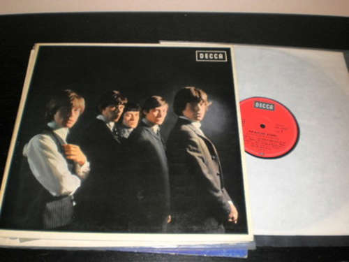 Cover The Rolling Stones - The Rolling Stones (LP, Album, Mono, RE) Schallplatten Ankauf