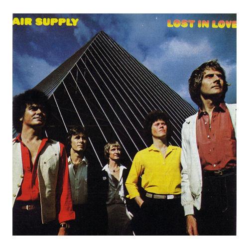 Cover Air Supply - Lost In Love (LP, Album) Schallplatten Ankauf