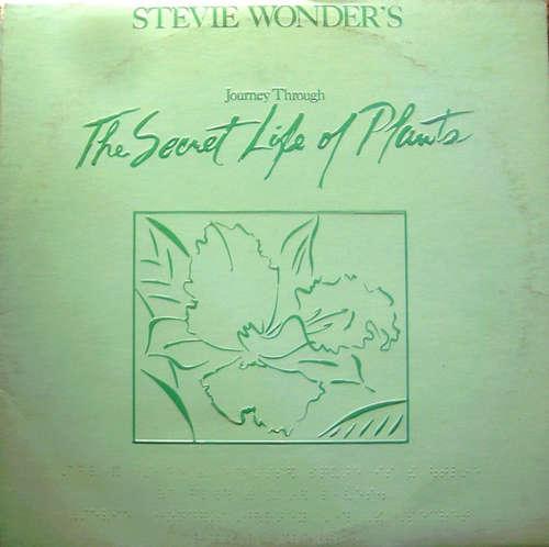 Cover Stevie Wonder - Stevie Wonder's Journey Through The Secret Life Of Plants (2xLP, Album, Tri) Schallplatten Ankauf