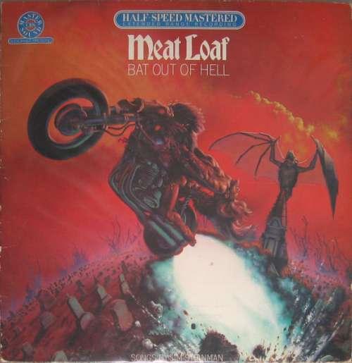 Cover zu Meat Loaf - Bat Out Of Hell (LP, Album, RE) Schallplatten Ankauf
