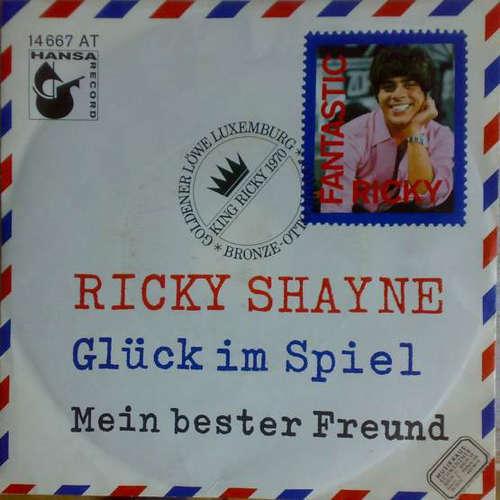 Cover zu Ricky Shayne - Glück Im Spiel (7, Single, Mono) Schallplatten Ankauf