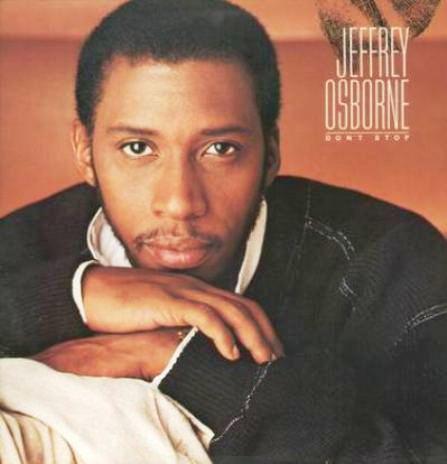 Cover Jeffrey Osborne - Don't  Stop (LP, Album) Schallplatten Ankauf