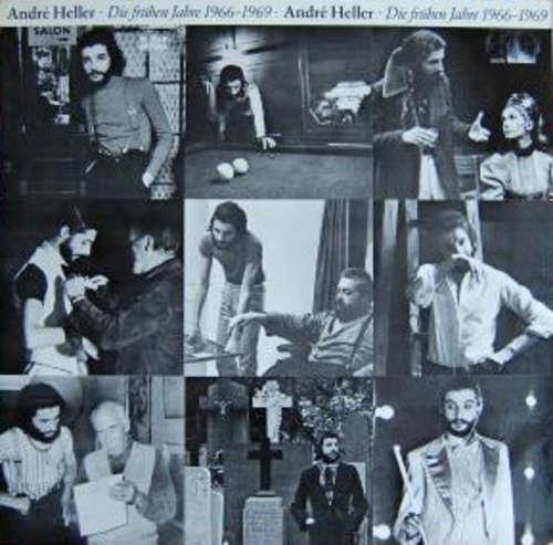 Bild André Heller - Die Frühen Jahre 1966-1969 (LP, Comp) Schallplatten Ankauf