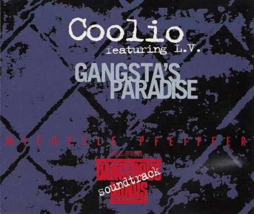 Cover Coolio Featuring L.V.* - Gangsta's Paradise (CD, Maxi) Schallplatten Ankauf