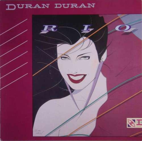 Cover Duran Duran - Rio (LP, Album) Schallplatten Ankauf