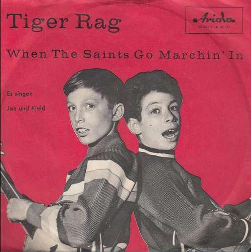 Bild Jan & Kjeld - Tiger Rag (7) Schallplatten Ankauf