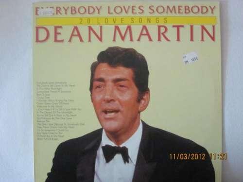 Bild Dean Martin - Everybody Loves Somebody   20 Love Songs (LP, Comp) Schallplatten Ankauf