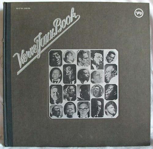 Cover Various - Verve Jazz Book (10xLP, Comp, RE) Schallplatten Ankauf