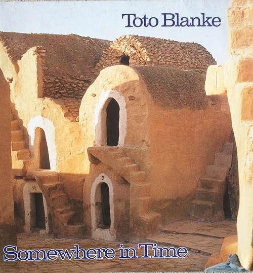 Bild Toto Blanke - Somewhere In Time (LP, Album) Schallplatten Ankauf
