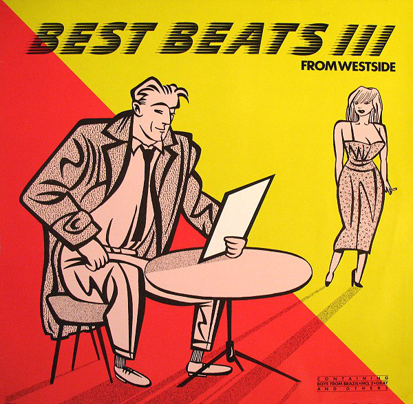 Cover Various - Best Beats III (LP, Mixed) Schallplatten Ankauf