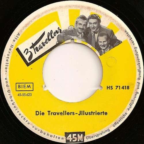 Bild 3 Travellers* - Die Travellers-Illustrierte / 08/15-Cocktail (7, Single, Mono) Schallplatten Ankauf