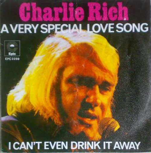 Bild Charlie Rich - A Very Special Love Song (7, Single) Schallplatten Ankauf