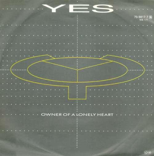 Bild Yes - Owner Of A Lonely Heart (7, Single) Schallplatten Ankauf