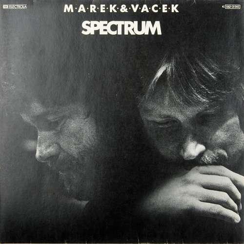 Cover Marek & Vacek - Spectrum (LP, Gat) Schallplatten Ankauf