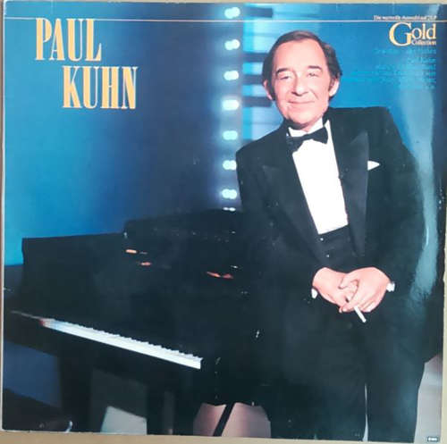 Cover Paul Kuhn - Gold Collection: Paul Kuhn (2xLP, Comp) Schallplatten Ankauf