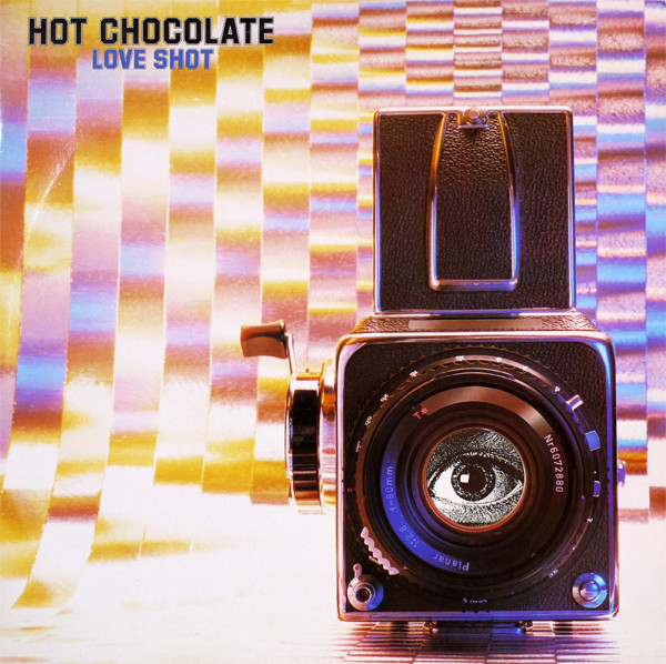 Cover zu Hot Chocolate - Love Shot (LP, Album, RE) Schallplatten Ankauf