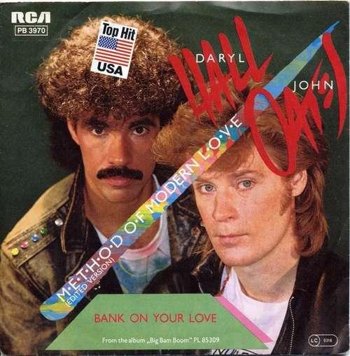 Bild Daryl Hall / John Oates* - M·e·t·h·o·d O·f Modern L·o·v·e (Edited Version) (7, Single) Schallplatten Ankauf