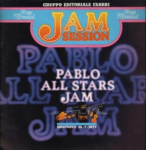 Bild Pablo All Stars Jam* - Pablo All Stars Jam (LP, RE, RM) Schallplatten Ankauf