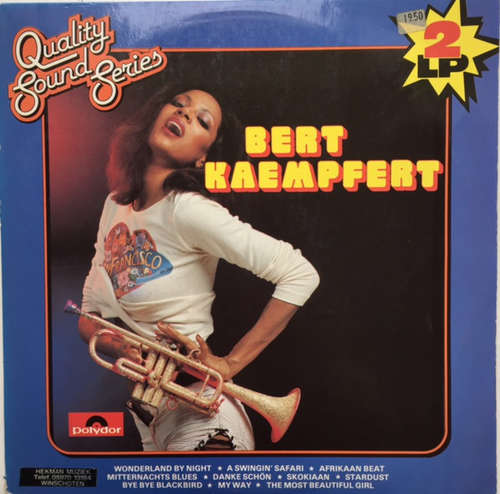 Bild Bert Kaempfert - Bert Kaempfert (2xLP, Comp) Schallplatten Ankauf