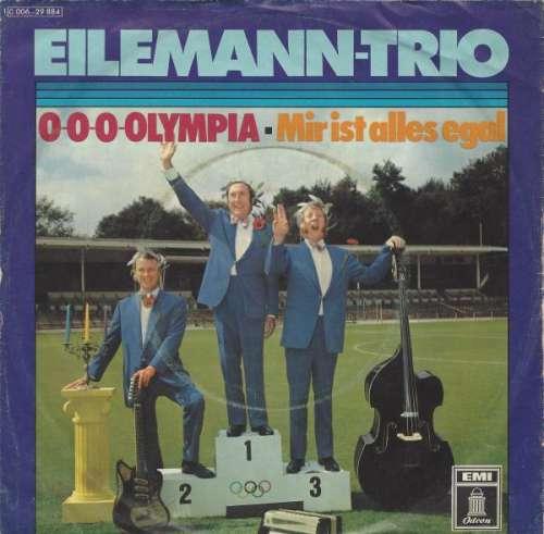 Bild Eilemann-Trio - O-O-O-Olympia (7, Single) Schallplatten Ankauf