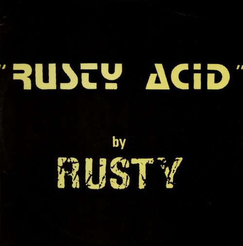 Cover Rusty - Rusty Acid (12, Maxi) Schallplatten Ankauf