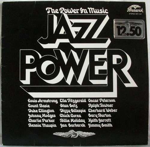 Cover Various - Jazz Power (LP, Comp) Schallplatten Ankauf