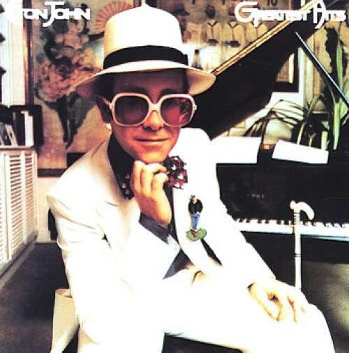 Bild Elton John - Greatest Hits (LP, Comp) Schallplatten Ankauf