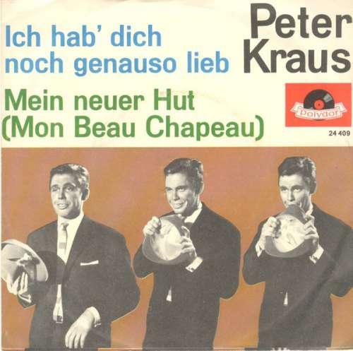 Bild Peter Kraus - Ich Hab' Dich Noch Genauso Lieb  (7, Mono) Schallplatten Ankauf