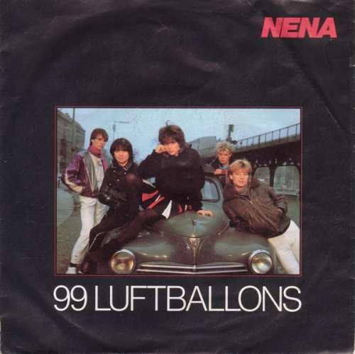 Cover zu Nena - 99 Luftballons (7, Single) Schallplatten Ankauf