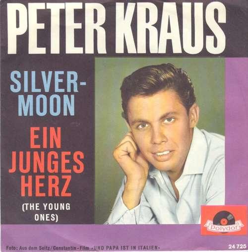 Bild Peter Kraus - Silvermoon (7, Single, Mono) Schallplatten Ankauf