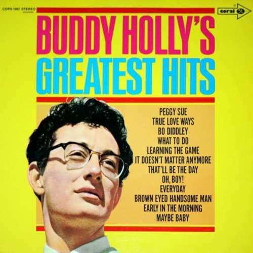 Bild Buddy Holly - Buddy Holly's Greatest Hits (LP, Comp, RE) Schallplatten Ankauf