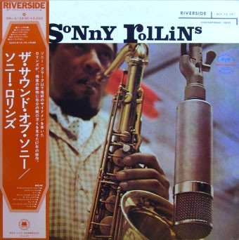 Cover Sonny Rollins - The Sound Of Sonny (LP, Album, Mono, RE) Schallplatten Ankauf