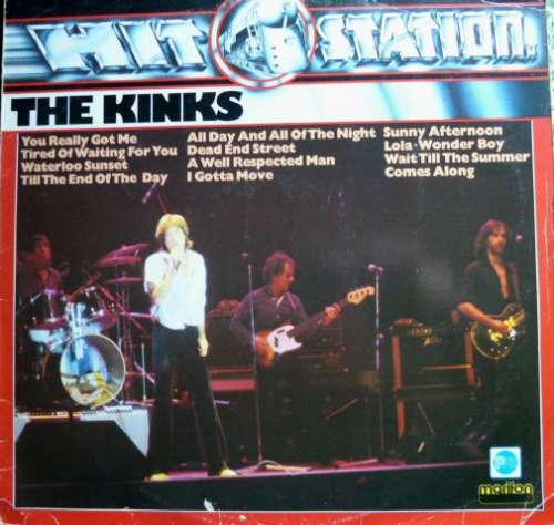 Cover The Kinks - Hit Station (LP, Comp) Schallplatten Ankauf