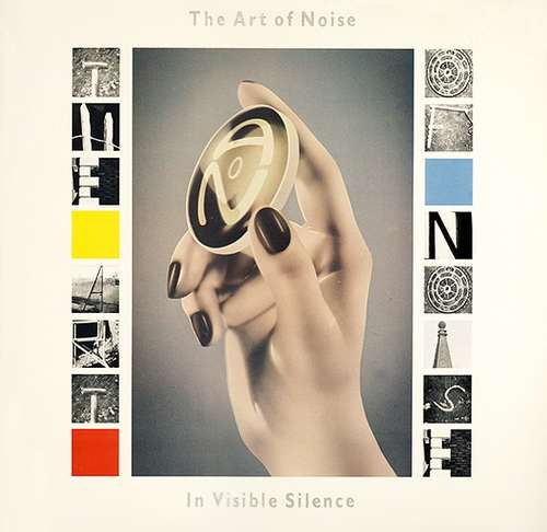 Cover The Art Of Noise - In Visible Silence (LP, Album) Schallplatten Ankauf