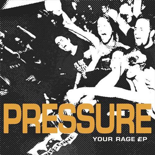 Bild Pressure (22) - Your Rage EP (7, EP, Yel) Schallplatten Ankauf