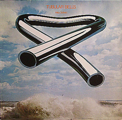 Cover zu Mike Oldfield - Tubular Bells (LP, Album, RE) Schallplatten Ankauf