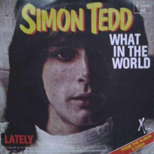 Bild Simon Tedd - What In The World (7, Single, Promo) Schallplatten Ankauf