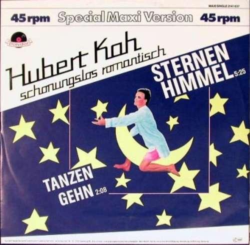 Cover Hubert Kah - Sternenhimmel (Special Maxi Version) (12, Maxi) Schallplatten Ankauf
