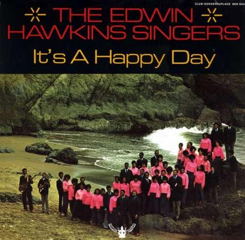 Cover The Edwin Hawkins Singers* - It's A Happy Day (LP, Album, Club) Schallplatten Ankauf