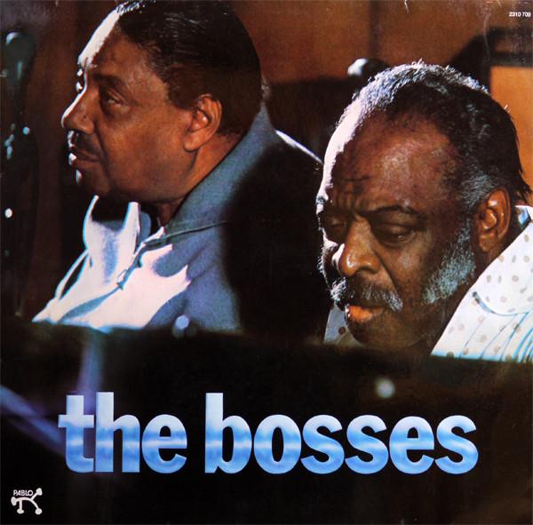 Bild Count Basie / Joe Turner* - The Bosses (LP, Album) Schallplatten Ankauf