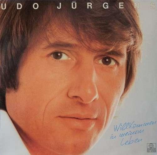 Cover zu Udo Jürgens - Willkommen In Meinem Leben (LP, Album) Schallplatten Ankauf