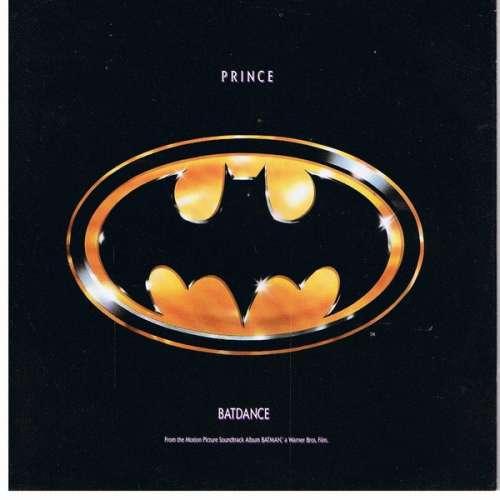 Cover Prince - Batdance (7, Single, Lar) Schallplatten Ankauf