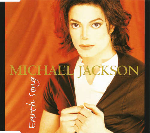 Cover Michael Jackson - Earth Song (CD, Maxi, J-c) Schallplatten Ankauf