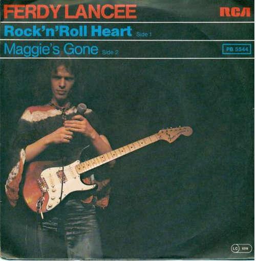 Bild Ferdy Lancee* - Rock 'N' Roll Heart (7, Single) Schallplatten Ankauf