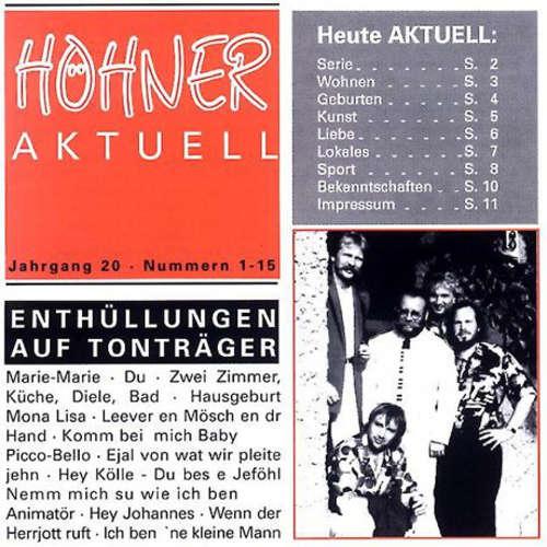 Bild Höhner - Aktuell (CD, Album) Schallplatten Ankauf
