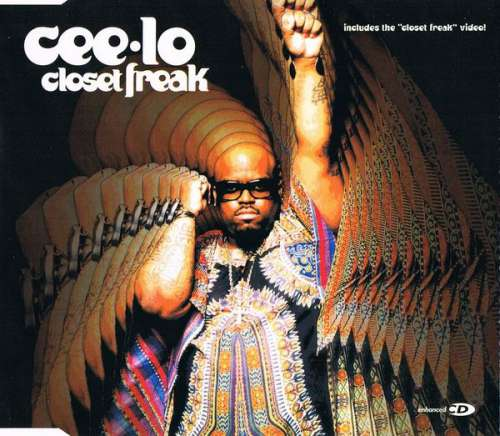 Bild Cee-Lo - Closet Freak (CD, Maxi, Enh) Schallplatten Ankauf