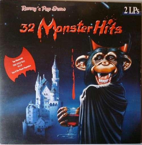 Bild Various - Ronny's Pop Show 12 - 32 Monster Hits (2xLP, Comp) Schallplatten Ankauf