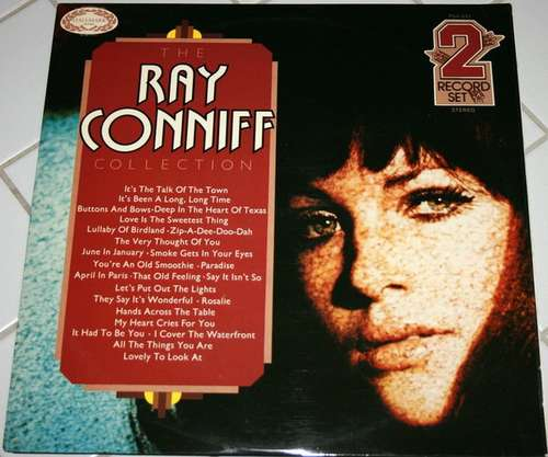 Cover Ray Conniff - The Ray Conniff Collection (2xLP, Comp) Schallplatten Ankauf