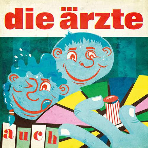 Cover Die Ärzte - Auch (2xLP, Album, Ltd + CD, Album + Box, Boa) Schallplatten Ankauf